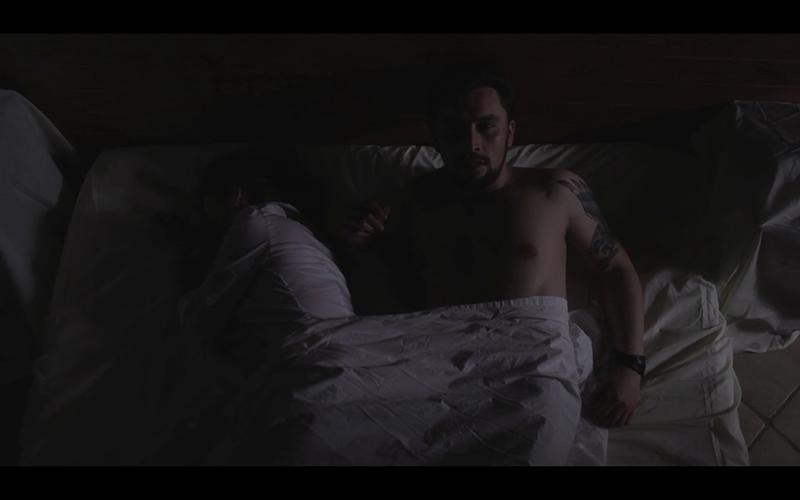 Un final Para Odilo. Sebastian Montecino. Actor