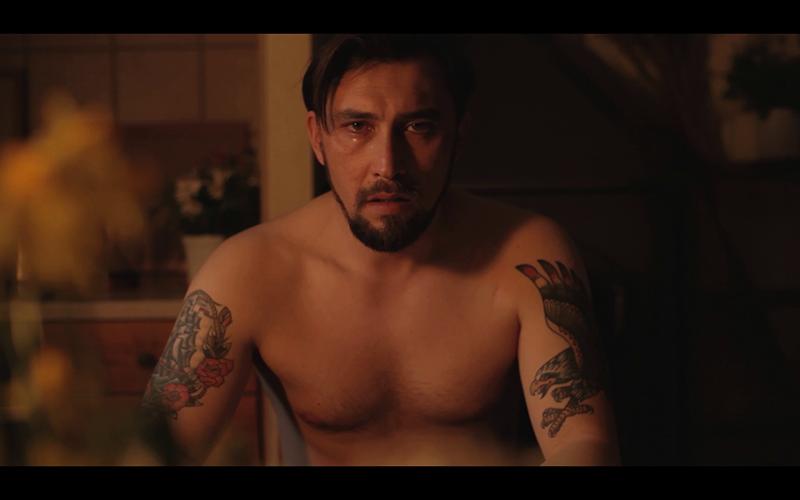 Un final Para Odilo. Sebastian Montecino Actor. Fran Agullo.